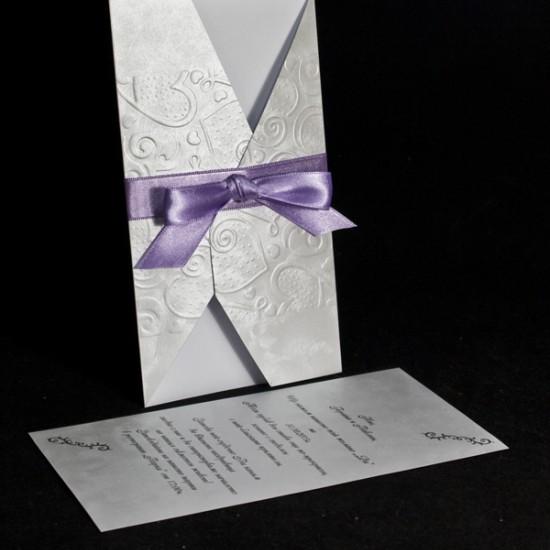 Сватбена покана 068