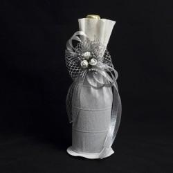 Декоративна украса за шампанско 01