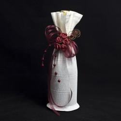 Декоративна украса за шампанско 02