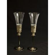 Ритуални чаши модел 345 злато