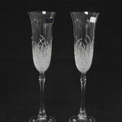Ритуални чаши модел 105 сребро