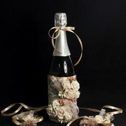 Сватбено шампанско модел 4
