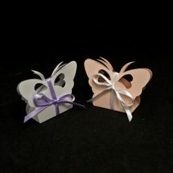 Декоративна кутийка пеперуда