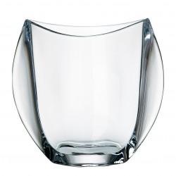 Кристална ваза 18см Бохемия Орбит