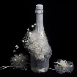 Сватбено Шампанско модел V5