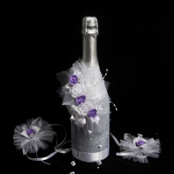Сватбено Шампанско модел V9