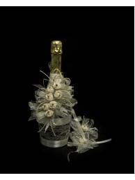 Сватбено шампанско модел 11