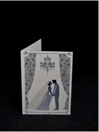 Сватбена Покана - модел П12