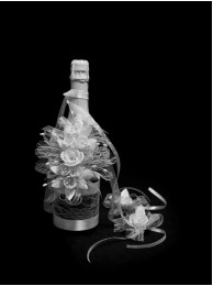 Сватбено шампанско модел 2