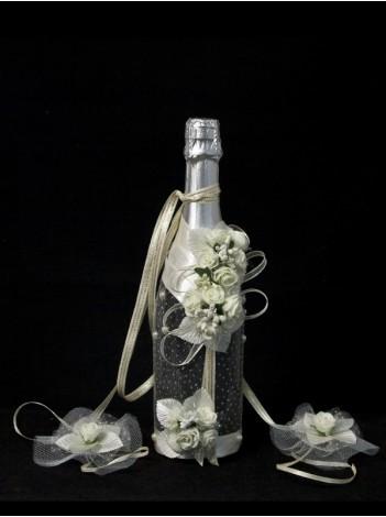 Сватбено шампанско модел 9