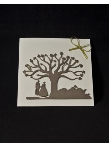 Покана с дървото на любовта