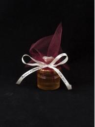 Декоративно бурканче с мед за гостите на сватбата