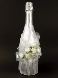 Сватбено шампанско модел 55